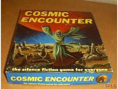 Cosmic encounter alien powers